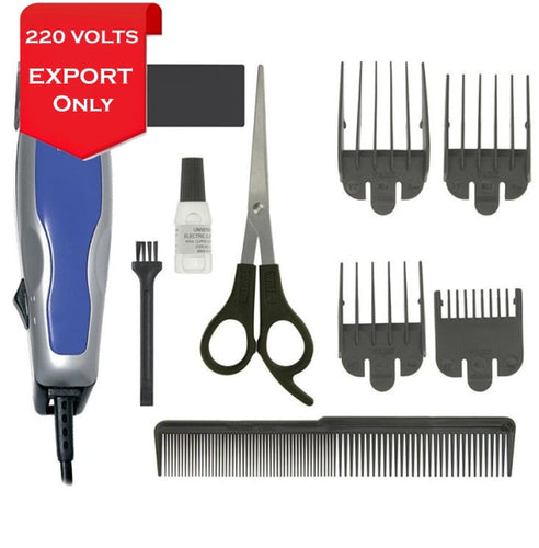 Wahl 9155-058 Homecut Basic 10 Piece Hair Clipper Kit 220-240 Volts 50/60Hz Export Only