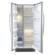 Load image into Gallery viewer, Whirlpool 6Ed2Fhkxva 23 Cu. Ft. Side-By-Side Refrigerator 220-240 Volts 50Hz Export Only