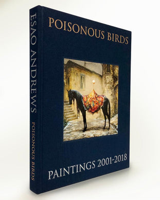 Esao Andrews - Poisonous Birds Book -Standard Edition