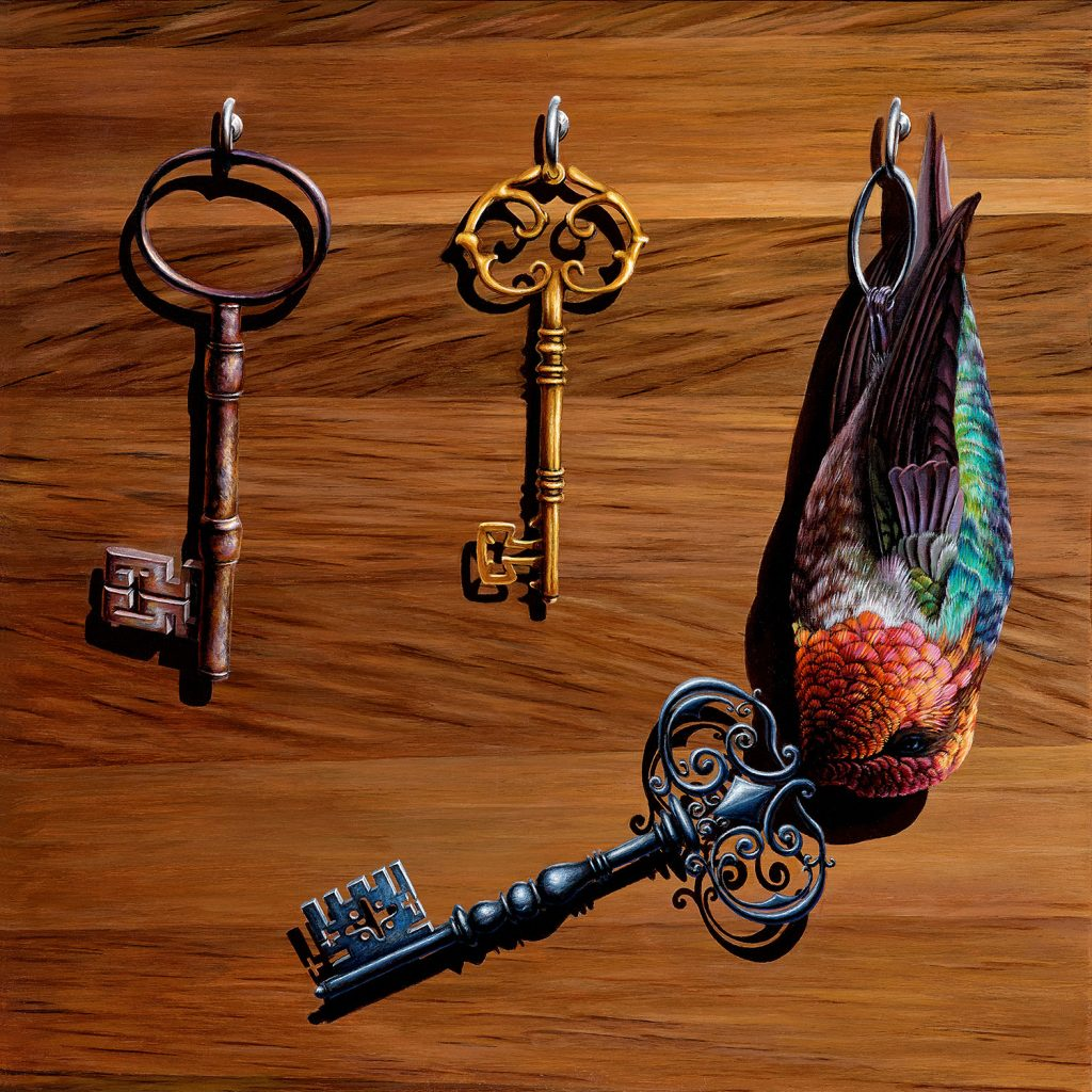 "Jacub Gagnon ""The Skeleton Key"""