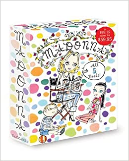 Madonna 5 Pack Book for Kids