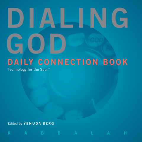 Dialing God: Daily Connection Book