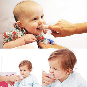 Baby Finger Toothbrush | Soft and Handy