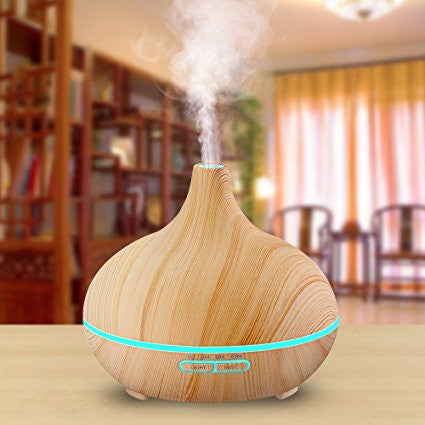 Essential Oil Diffuser ultrasonic and humdifier | Feel the relaxing power of Aromatherapy