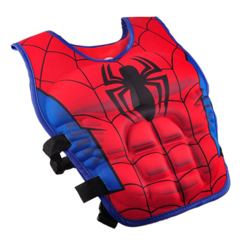 SuperHero/Disney princess Swimming Life Jacket | Secure and Super Stylish