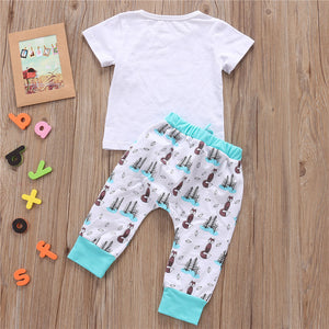 2Pcs Little Dreamer Outfit