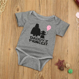 "Romper ""Daddy's Princess"""