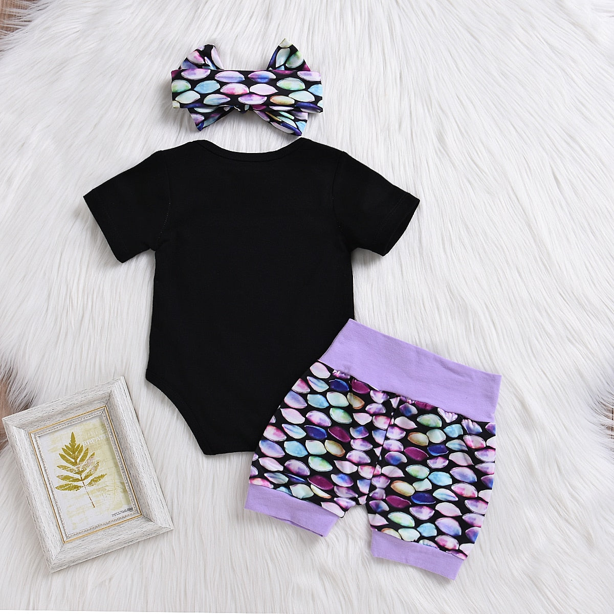 "3Pcs ""World Greatest Daddy"" Outfit"