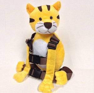 Animal Backpack Buddy with Safety Harness