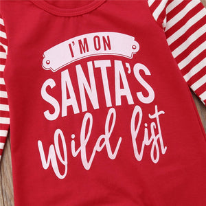 Santa's Wild list Outfit