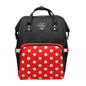 Two-Colors Premium Diaper Bag