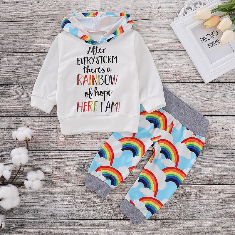 Me Rainbow Outfit
