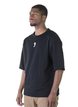 T-shirt on Man Black