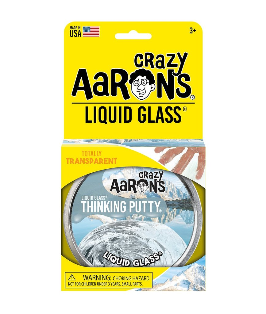 Liquid Glass Thinking Putty 4""