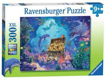 Deep Sea Treasure 300 piece Ravensburger