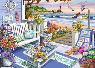 Seaside Sunshine 300 Piece Large Format Ravensburger