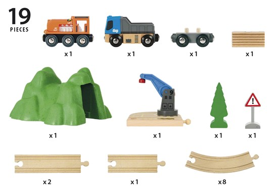 Starter Lift & Load Set Brio