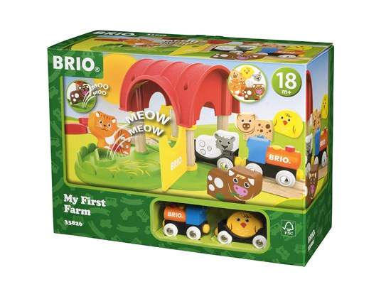 My First Farm Brio