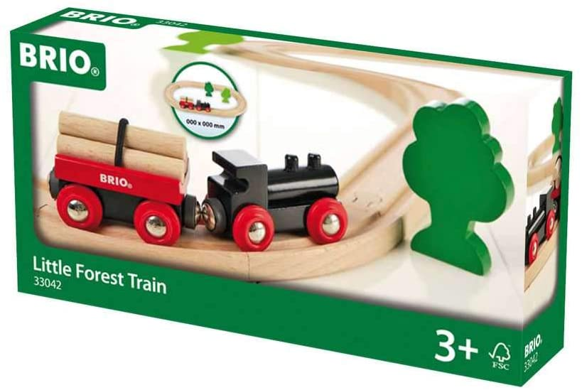 Forest Train Set