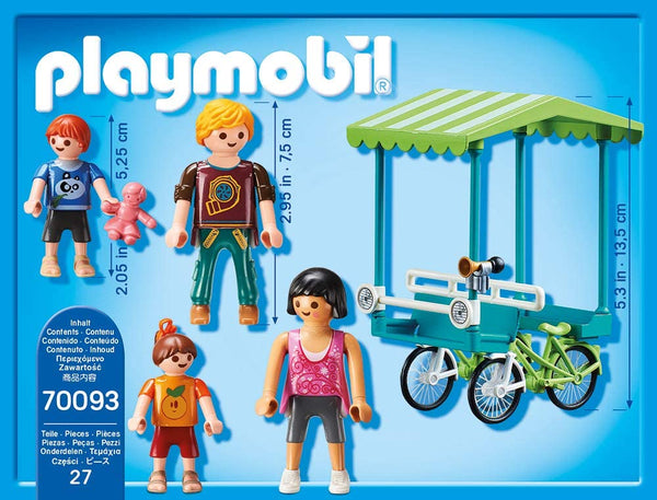 Family Bicycle Playmobil