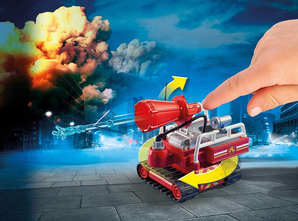 Fire Water Cannon Playmobil