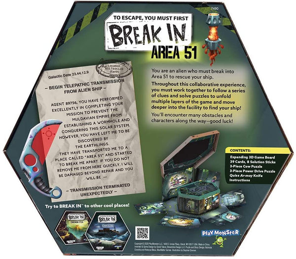 Break in Area - 51