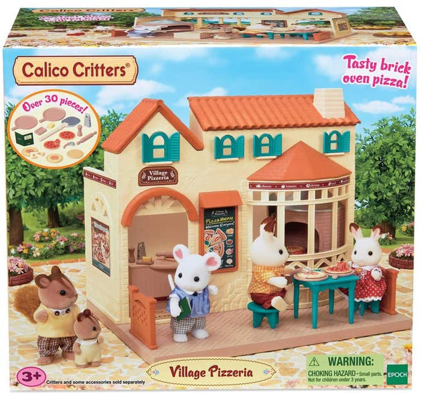 Village Pizzeria Calico Critters