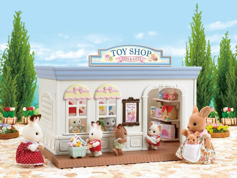 Toy Shop Calico Critters
