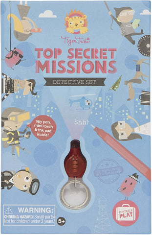 Top Secret Mission