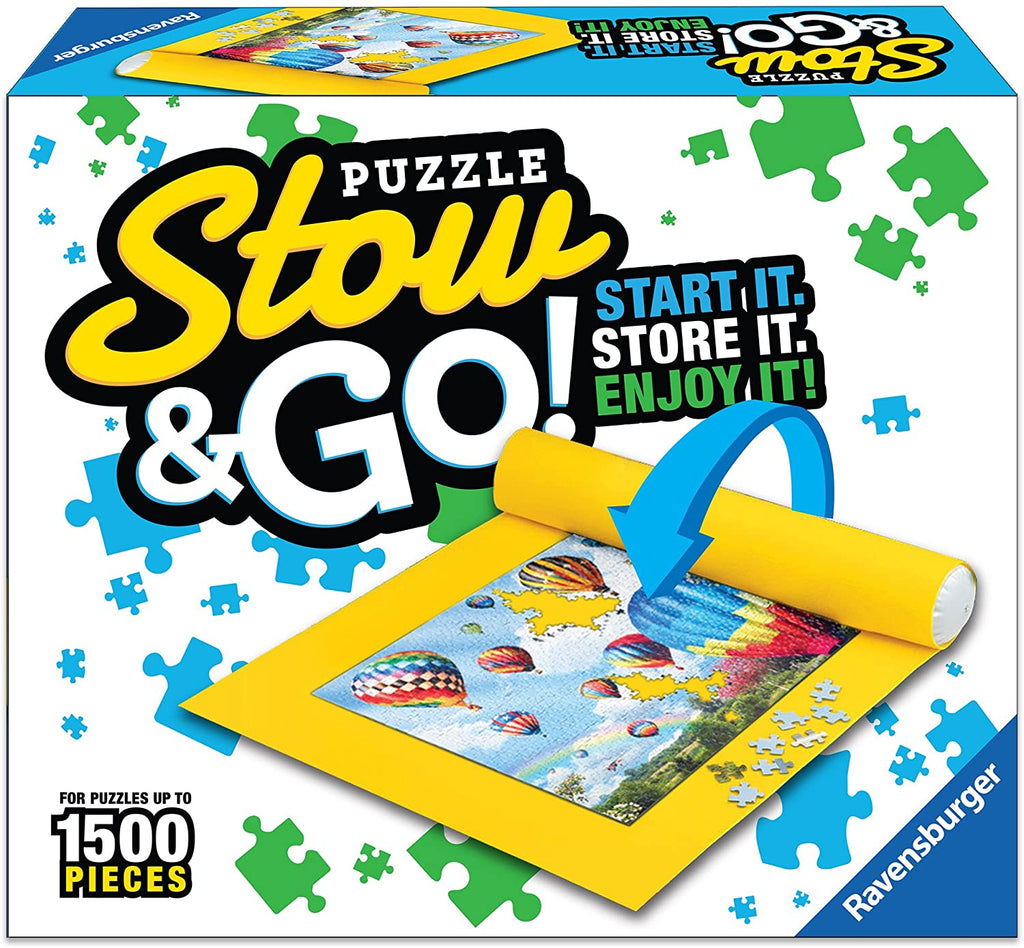 Puzzle Stow & Go Ravensburger