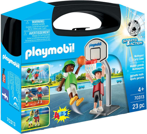 Mulitsport Carry Case Playmobil