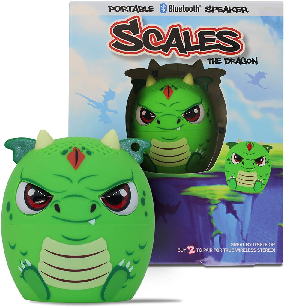 Scales the Dragon Audio
