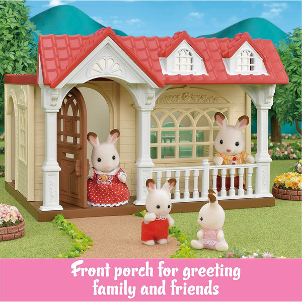 Sweet Raspberry Home Calico Critters