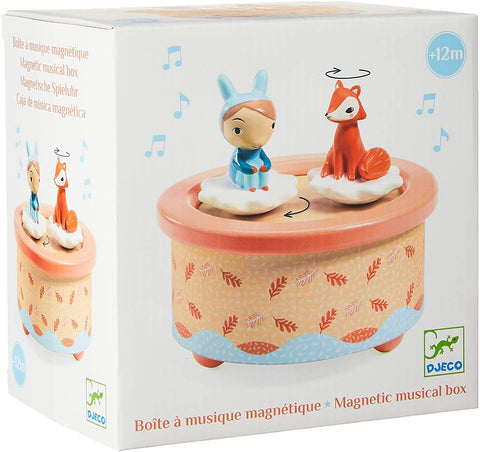 Music Box Fox Melody