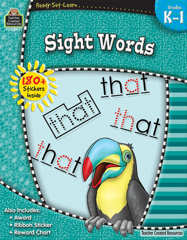 Sight Words Gr K-1