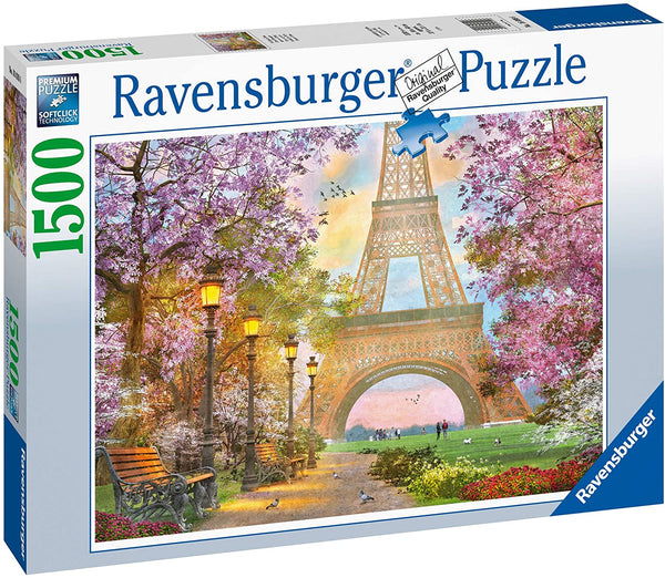 Paris's Romance 1500 pcs