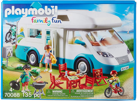 Family Camper Playmobil