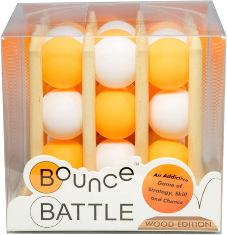 Bounce Battle Wooden