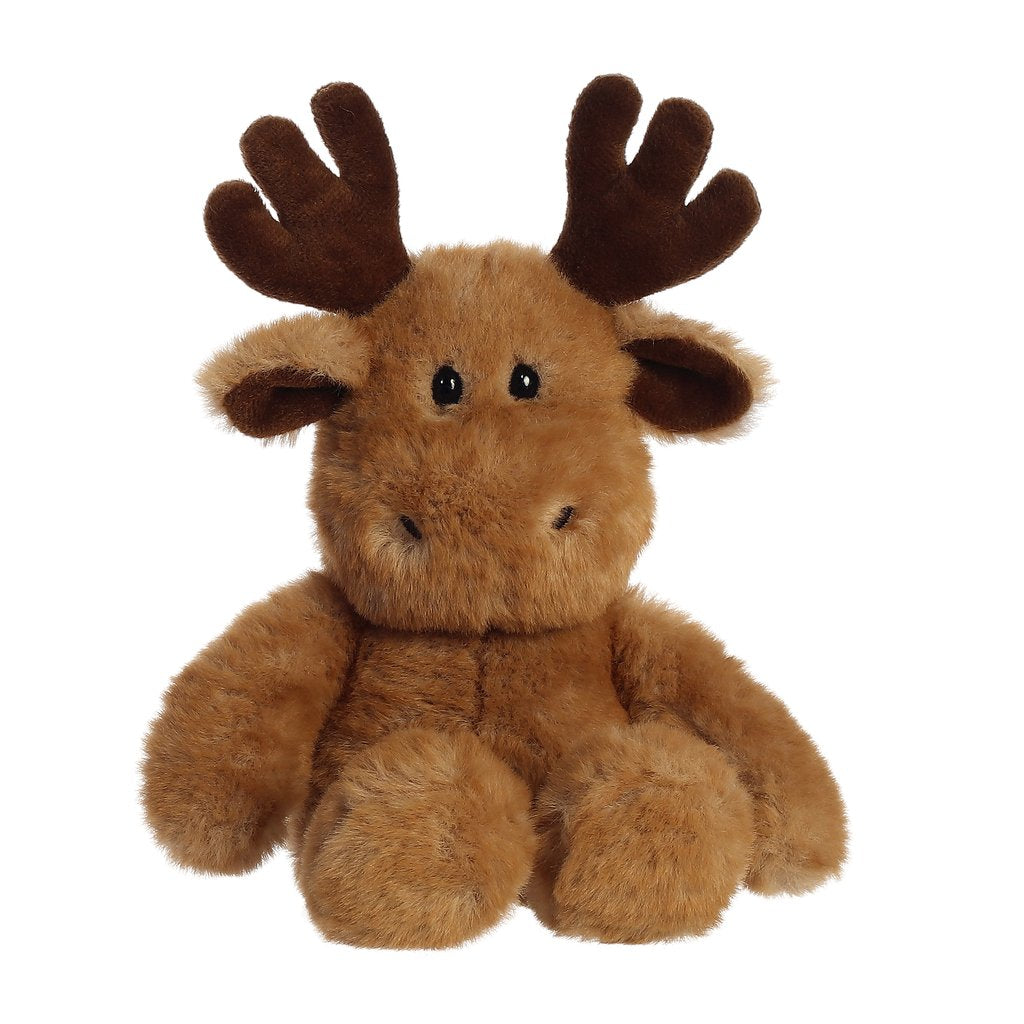 Moose Softie 9""