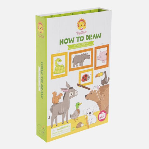 Wild Kingdom How To Draw