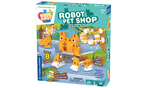 Robotic Pet Shop
