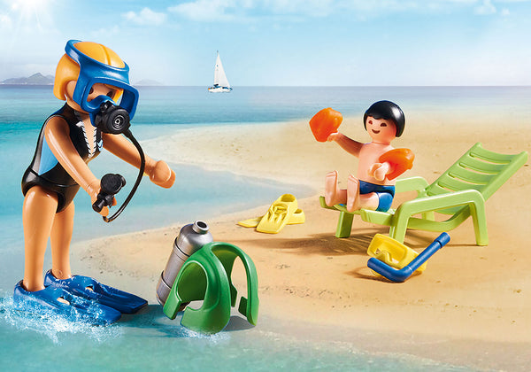 Water Sports Lesson Playmobil