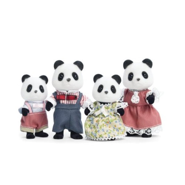 Panda Family Calico Critters
