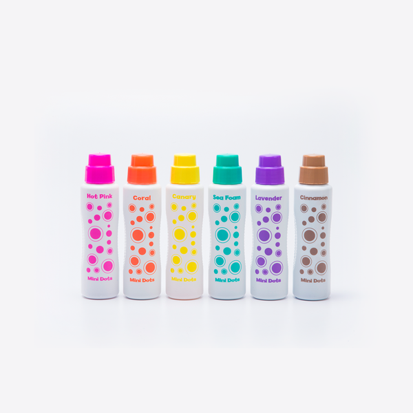 6-Pack Island Bright Mini Dot