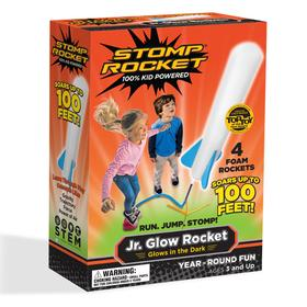 Stomp Rocket Junior Glow