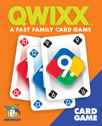 Qwixx Card Game Gamewright