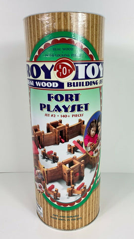 The Fort Playset
