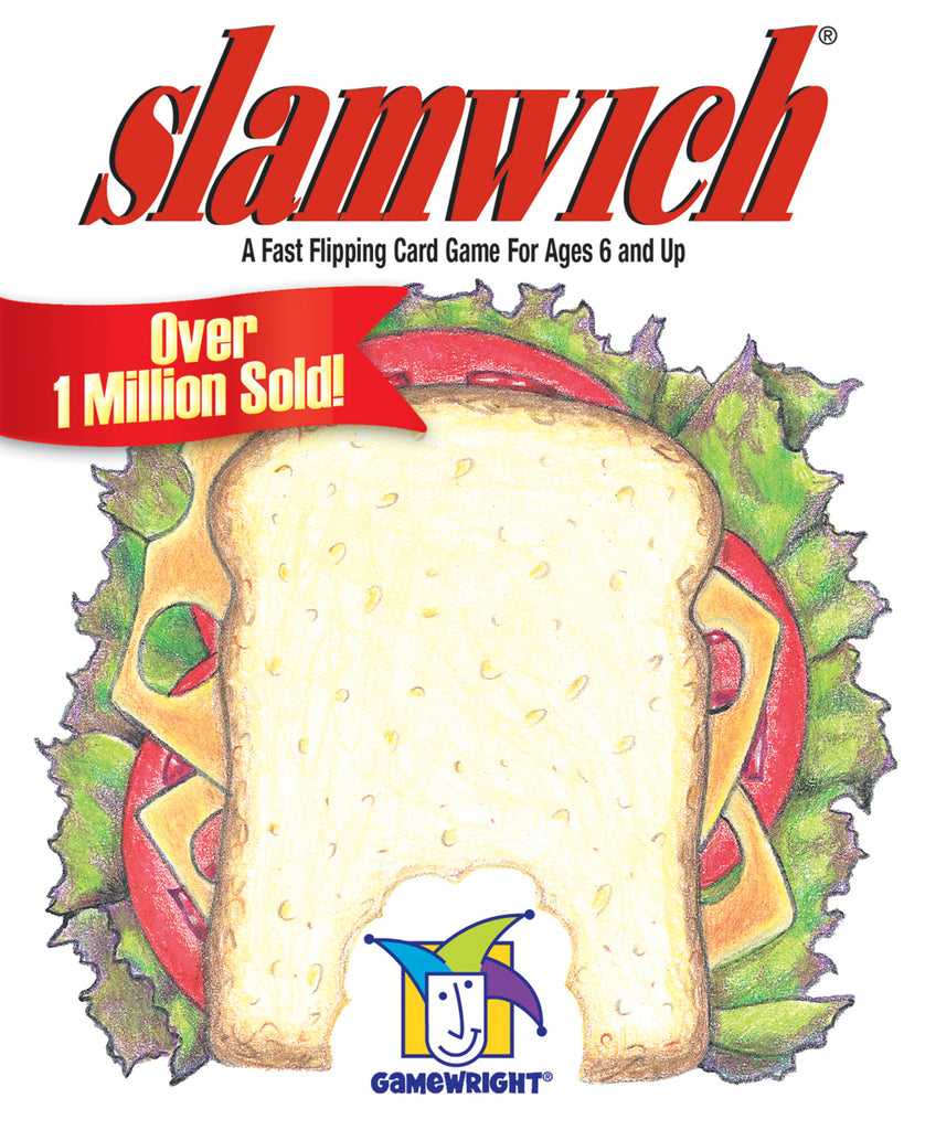 Slamwich Card Game-Gamewright