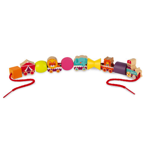 Stringable Circus Beads