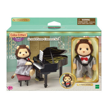 Grand Piano Concert Set Calico Critters